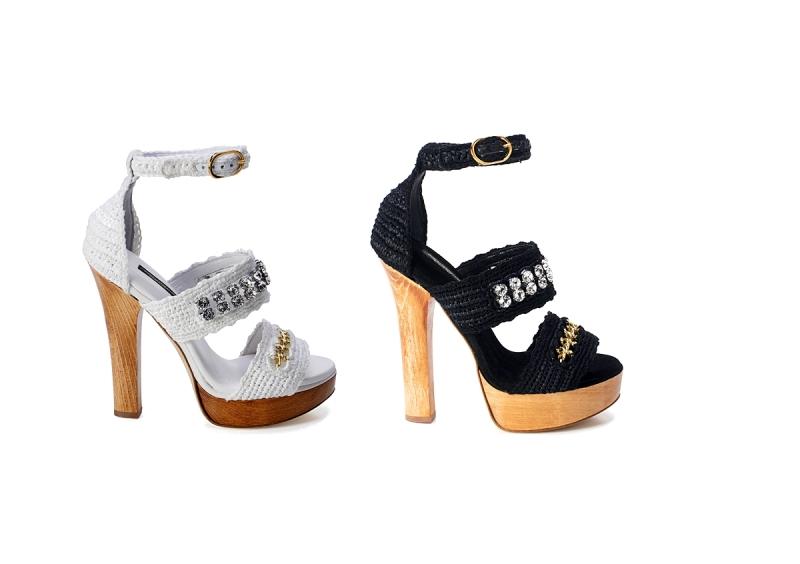 dolce and gabbana spring cipele 3 Dolce & Gabbana Shoes proleće/leto 2011.