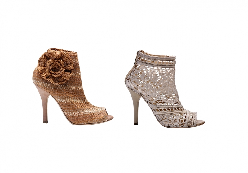 dolce and gabbana spring cipele 4 Dolce & Gabbana Shoes proleće/leto 2011.