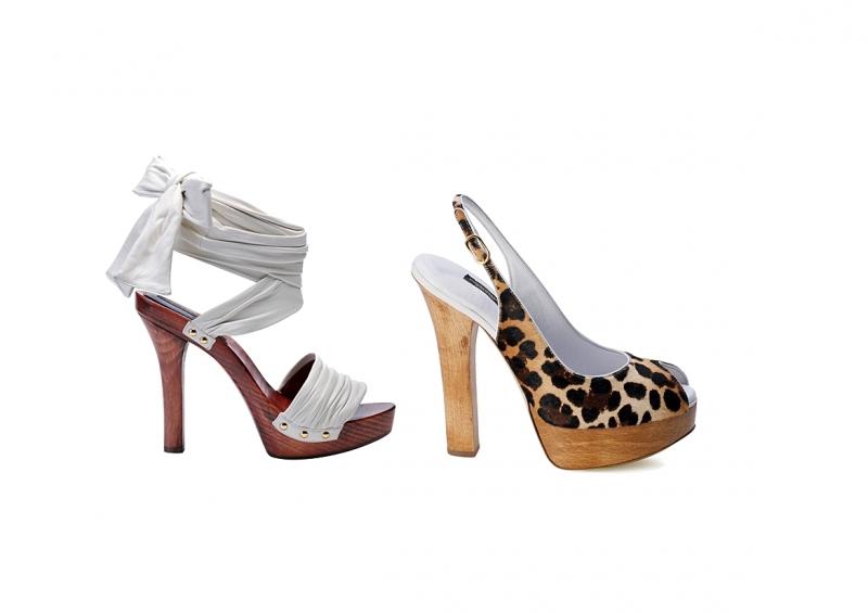 dolce and gabbana spring cipele 6 Dolce & Gabbana Shoes proleće/leto 2011.