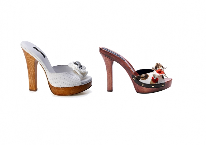 dolce and gabbana spring cipele 8 Dolce & Gabbana Shoes proleće/leto 2011.