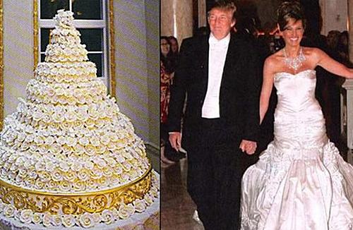 donald trump wedding 1 20 najskupljih venčanja   prvi deo