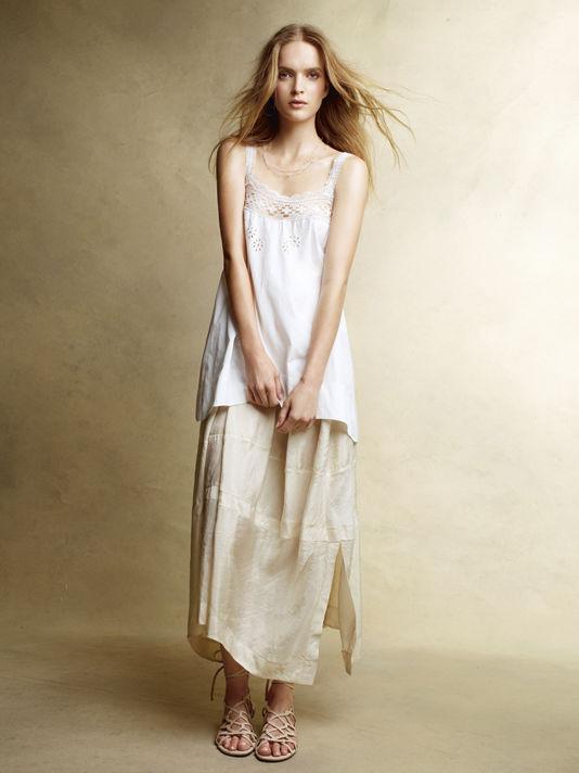 donnakaran2 Donna Karan Casual Luxe lookbook za proleće 2011.