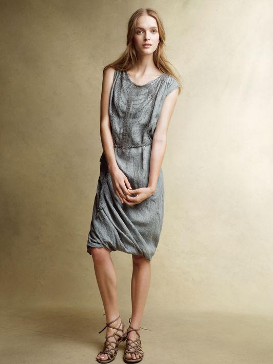 donnakaran3 Donna Karan Casual Luxe lookbook za proleće 2011.