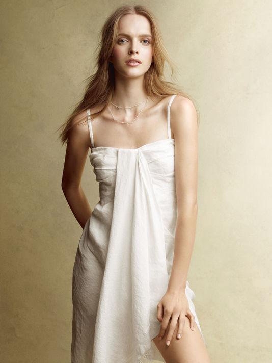 donnakaran8 Donna Karan Casual Luxe lookbook za proleće 2011.