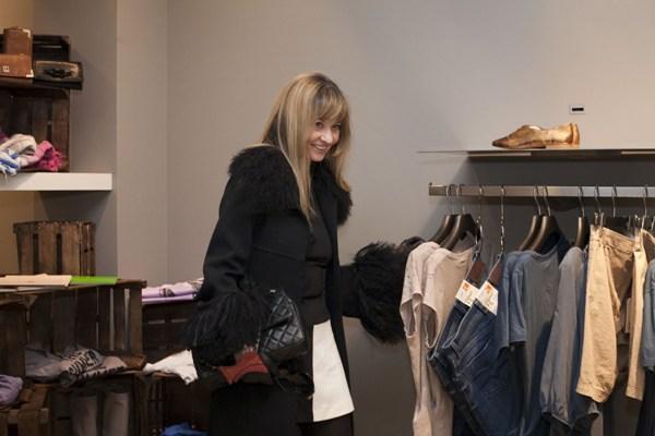 duska jovanic Hugo Boss Womenswear za proleće/leto 2011.