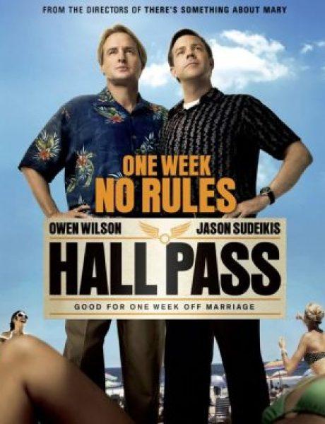 """Sedam dana slobode (""""Hall Pass"""")"""