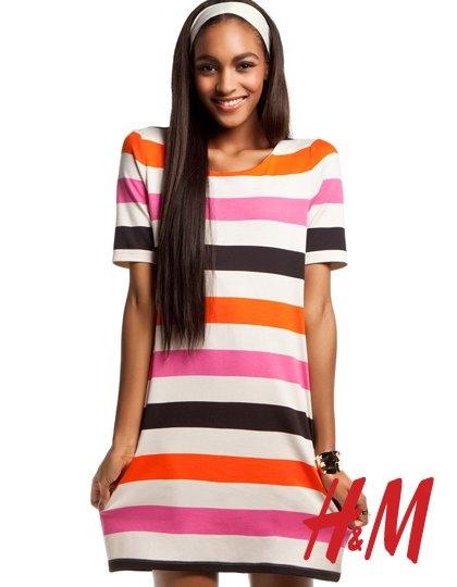 hm 2011 spring H&M Romantic Preppy kolekcija za proleće 2011.