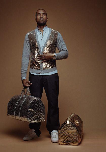 louis Hip hop sa stilom: momci sa brendovima