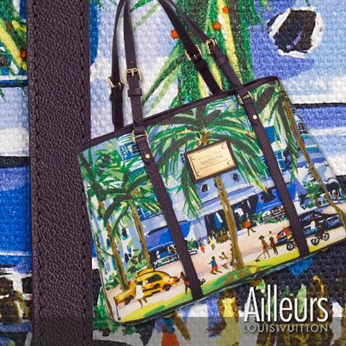 lv bag 3 Louis Vuitton Ailleurs kolekcija aksesoara za leto 2011.