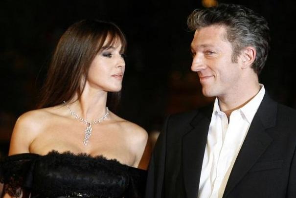 monica bellucci con suo marito vincent cassel al festival del film di roma 2008 93759 Vincent Cassel