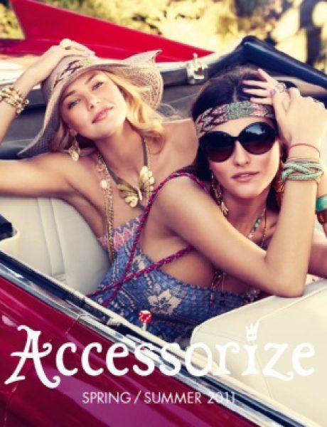 Accessorize lookbook za proleće/leto 2011.