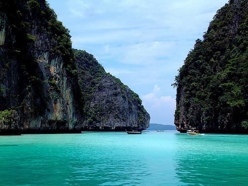 phi phi island 1 Phi Phi Lee: skriveno blago Tajlanda