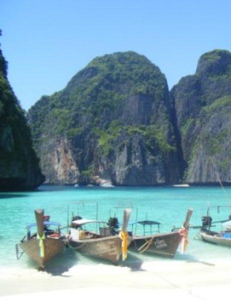 Phi Phi Lee: skriveno blago Tajlanda