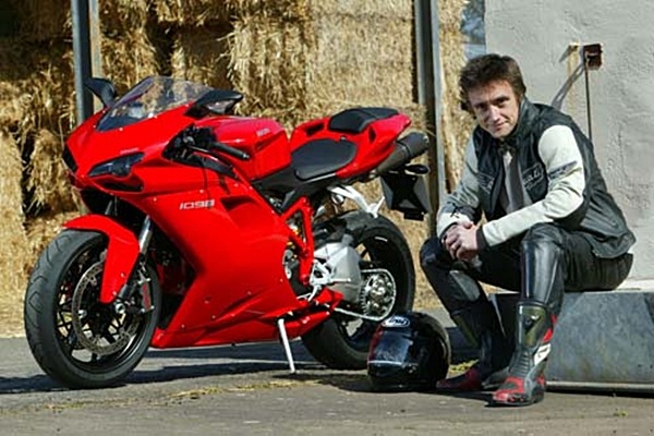 richard hammond get his ducati 1098 Top Gear: jednostavno najbolja zabava za muškarce