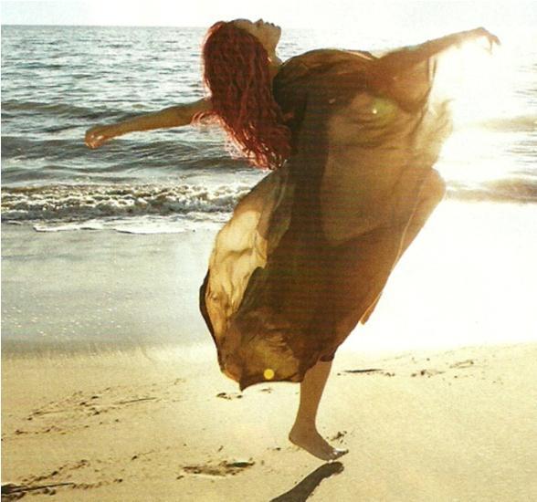 rihanna vogue4 Rihanna za aprilski Vogue
