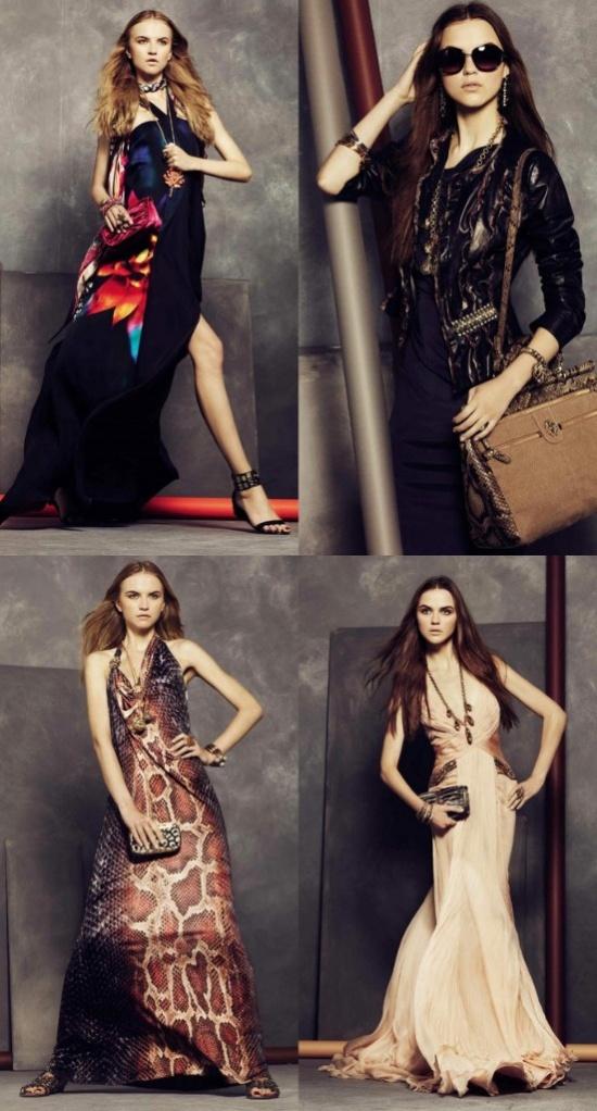 roberto cavalli lookbook spring 2011 nyc fashion 7 Roberto Cavalli lookbook proleće/leto 2011.