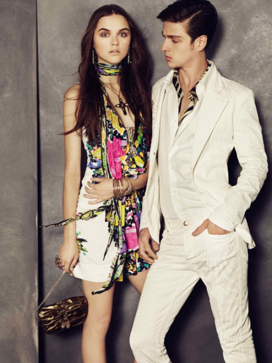 roberto cavalli lookbook spring 2011 nyc fashion 9 Roberto Cavalli lookbook proleće/leto 2011.