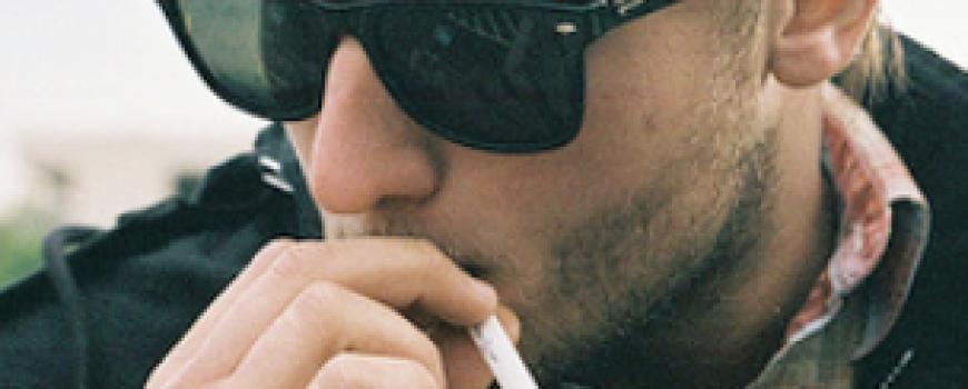 Momak, ovde nema pušenja!