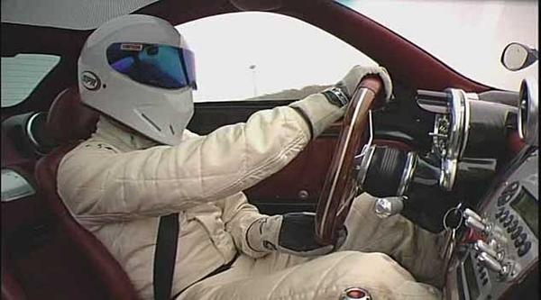 top gear stig Top Gear: jednostavno najbolja zabava za muškarce