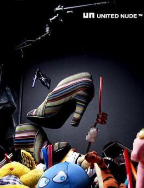 United Nude: cipele koje izazivaju ljubav na prvi pogled