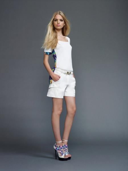versace2011 ss Versace lookbook proleće/leto 2011.