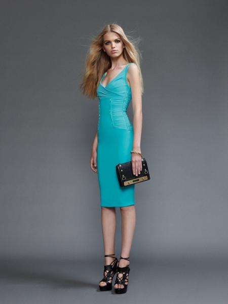 versace2011 womens collection spring Versace lookbook proleće/leto 2011.