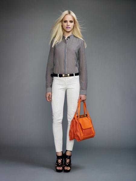 versace2011spring11 Versace lookbook proleće/leto 2011.
