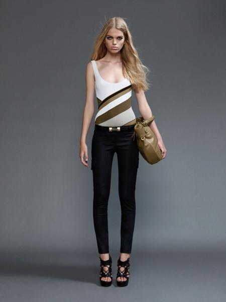 versace2011spring12 Versace lookbook proleće/leto 2011.