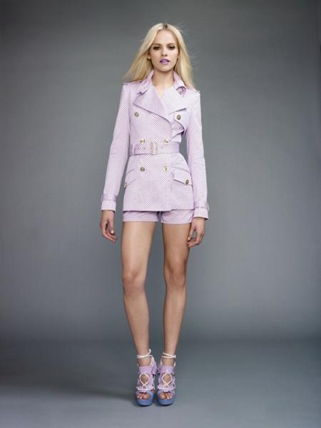 versace2011springwomen14 Versace lookbook proleće/leto 2011.