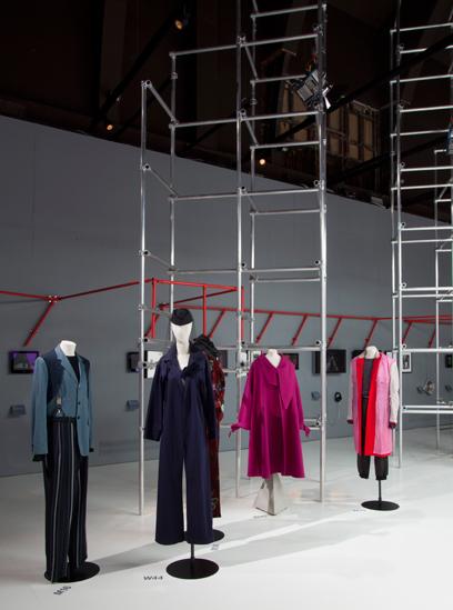 yamamoto33 Dve velike izložbe revolucionarnih modnih dizajnera