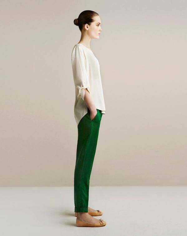 zara march 201121 Zara lookbook za mart