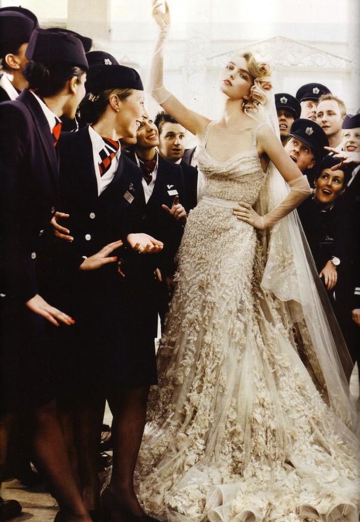 01 Wedding Belles Arizona Muse 707x1024 Britanski Vogue najavljuje kraljevsko venčanje