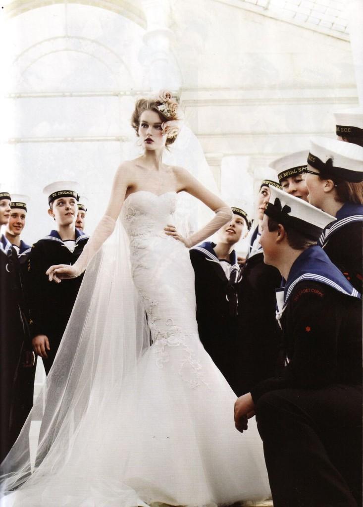 02 Wedding Belles Kirsi Pyrhonen 733x1024 Britanski Vogue najavljuje kraljevsko venčanje
