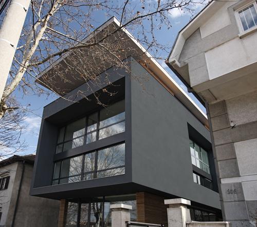 03 PRIZNANJE ARHIT. miljkovic mitrovic 33. Salon arhitekture   Arhitektura oko nas
