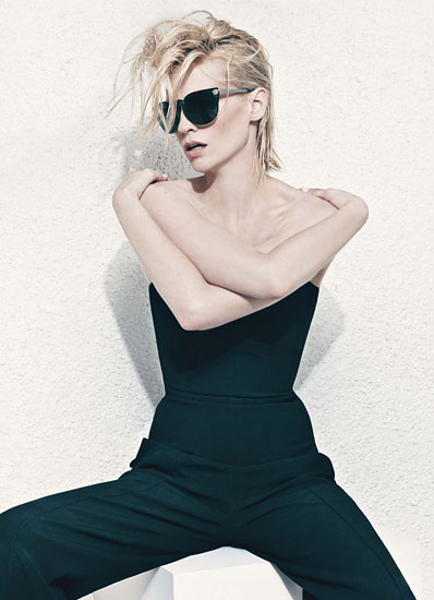 03 January Jones za W Magazine