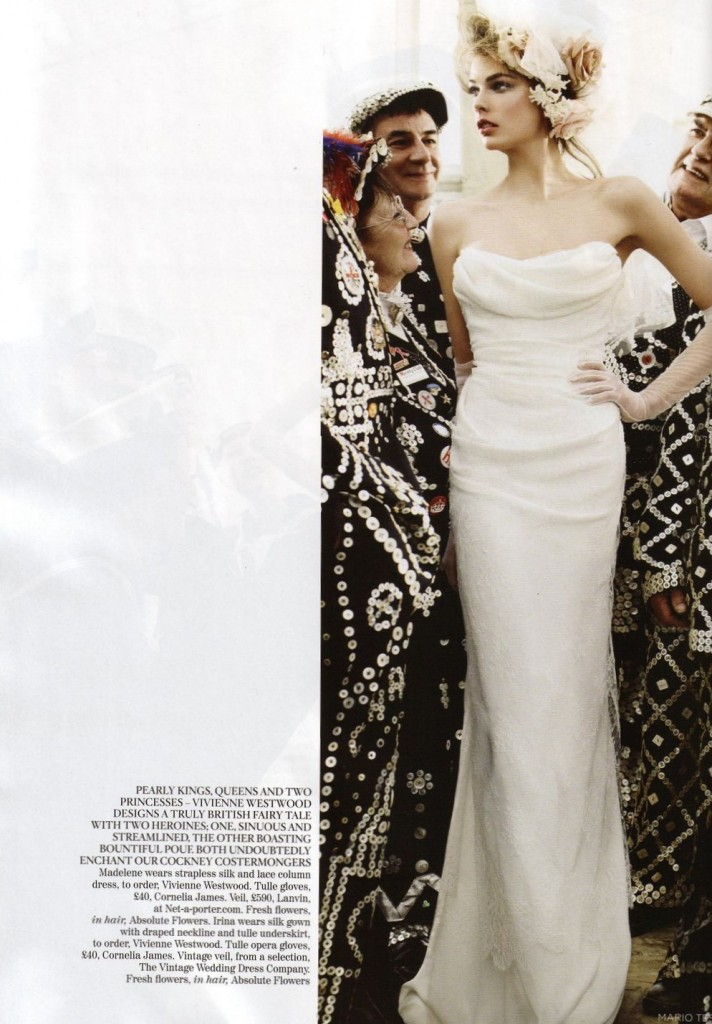 03 Wedding Belles Madelene De La Motte 712x1024 Britanski Vogue najavljuje kraljevsko venčanje
