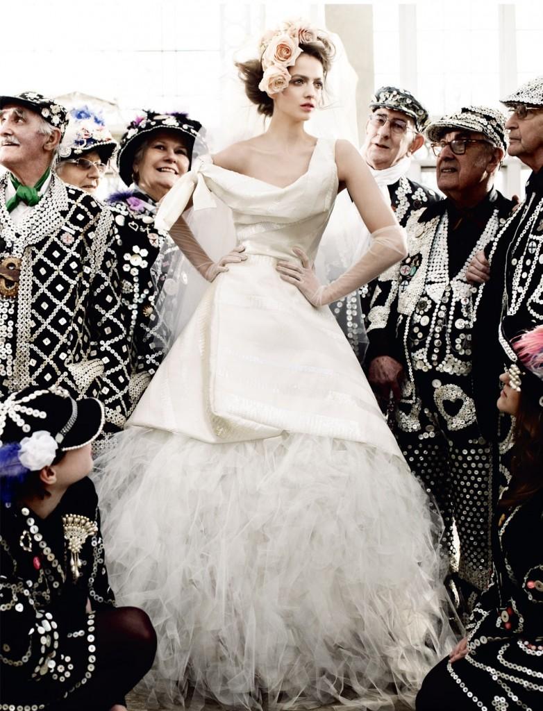 04 Wedding Belles Irina Berezina 782x1024 Britanski Vogue najavljuje kraljevsko venčanje