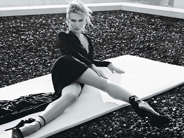 05 January Jones za W Magazine