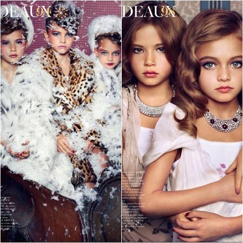 110 Vogue Paris: Editorial Cadeaux