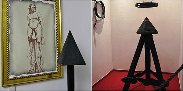111 Muzej srednjovekovnih sprava za mučenje, Prag