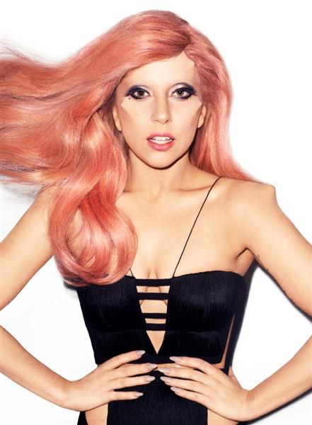 113 Lady Gaga za Harpers Bazaar US