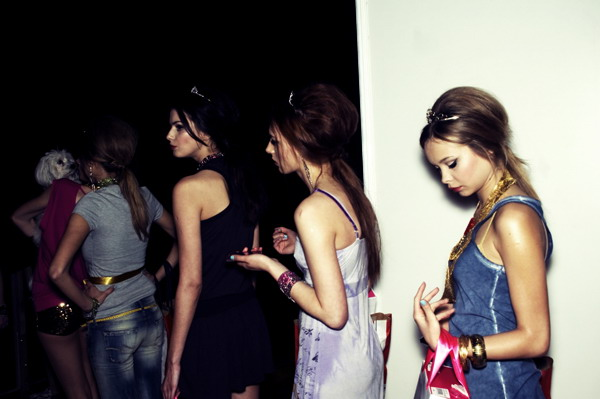 16 a 29. Belgrade Fashion Week: backstage