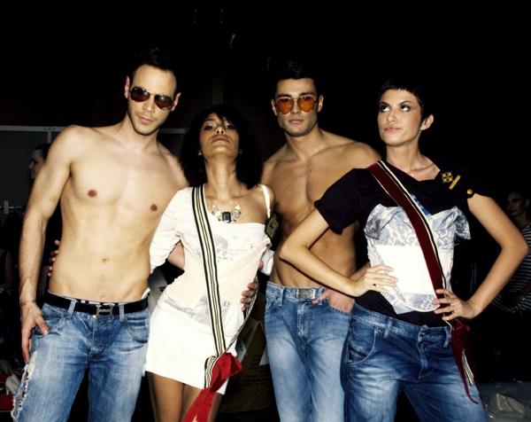 17a 29. Belgrade Fashion Week: backstage part 2