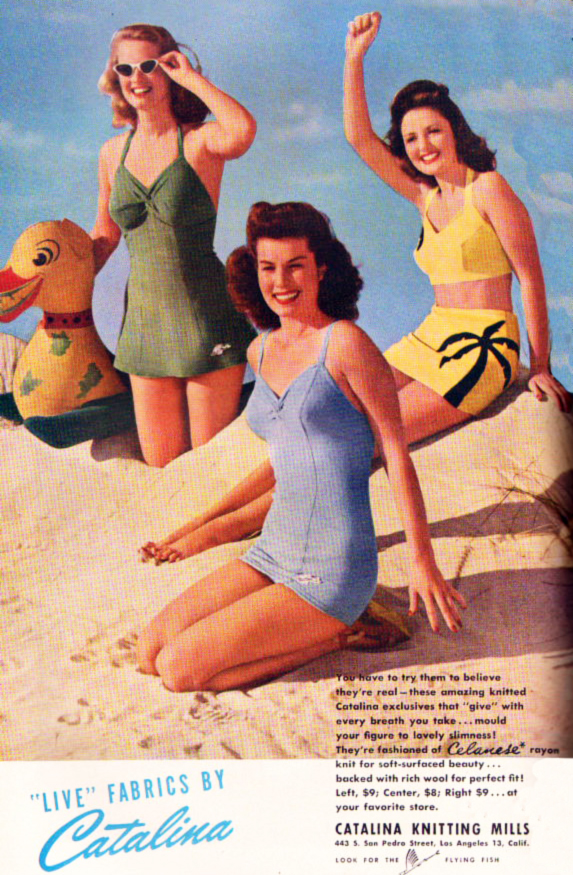 1944 Catalina.224184601 large Vintage swimwear