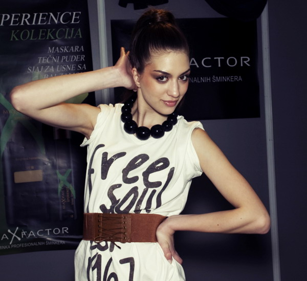 21a 29. Belgrade Fashion Week: backstage