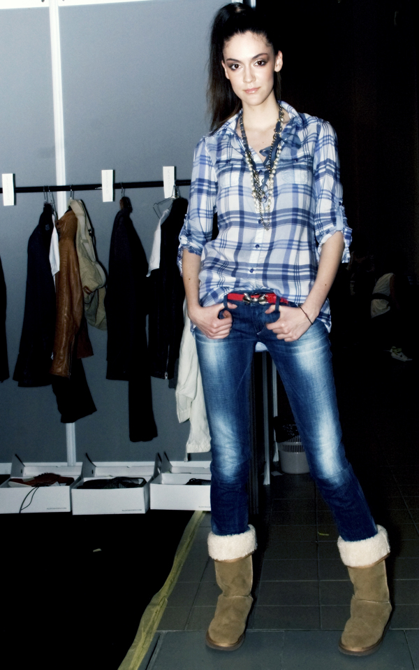 22a 29. Belgrade Fashion Week: backstage part 2