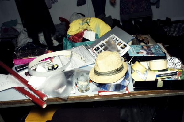 24 a 29. Belgrade Fashion Week: backstage part 2