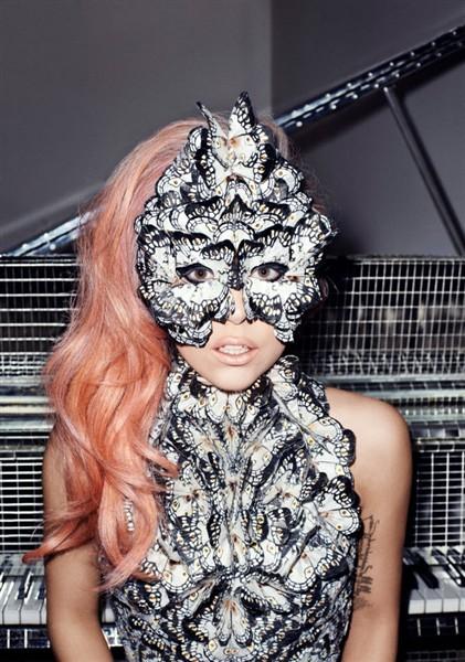 25 Lady Gaga za Harpers Bazaar US