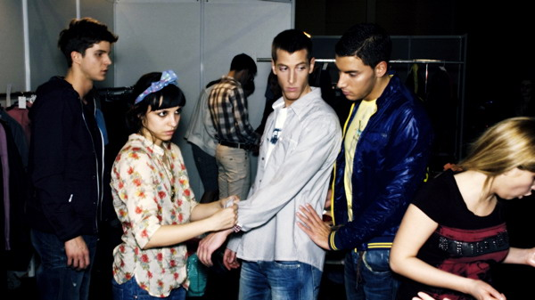 25a 29. Belgrade Fashion Week: backstage