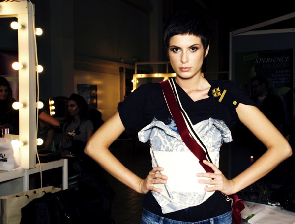 26a 29. Belgrade Fashion Week: backstage